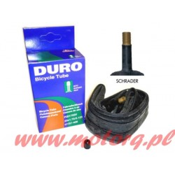 RD014 Dętka rowerowa DURO 26x1 3/8 AV HBC-26, S