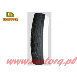 RO010 Opona rowerowa DURO 24x1,75 DB7044 white wall